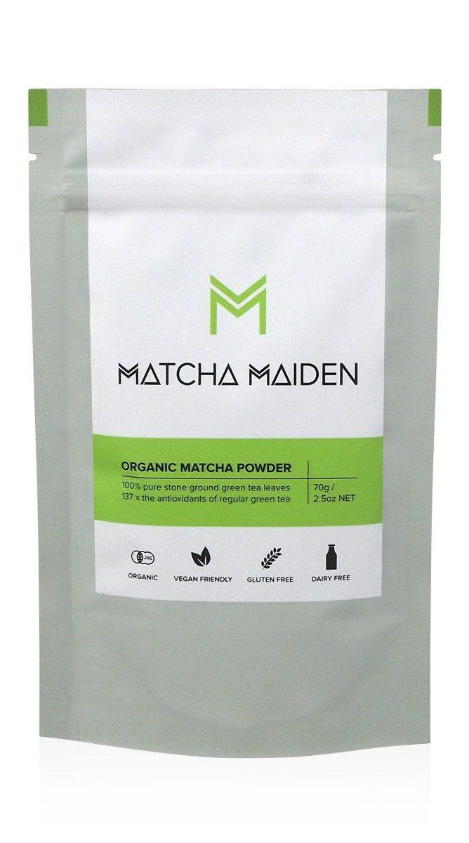 Matcha Maiden - Organic Matcha Powder