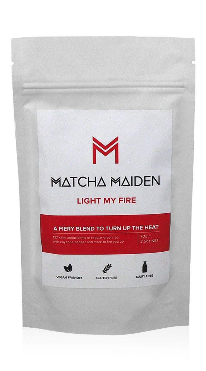 Matcha Maiden - Light My Fire