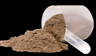 Scoop Of Protein